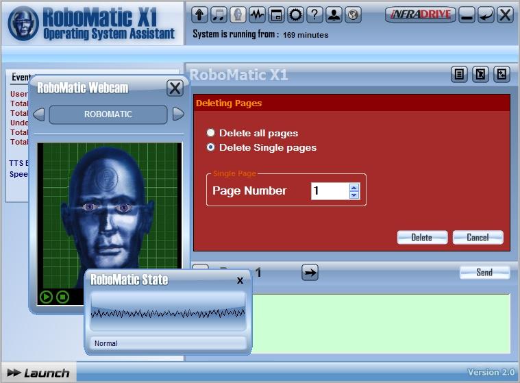 ������ RoboMatic X1 ��� ����� �� ������� ��� ���� �� �����